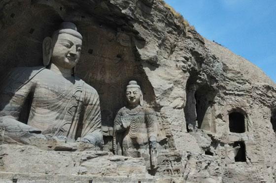 Yungang cavern