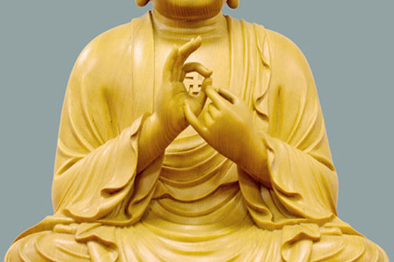 Buddhism Vitarka mudra