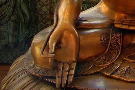 Buddhism Varada Mudra