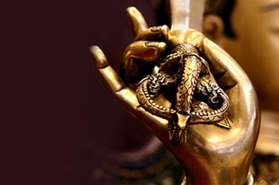 Buddhism Tarjani Mudra