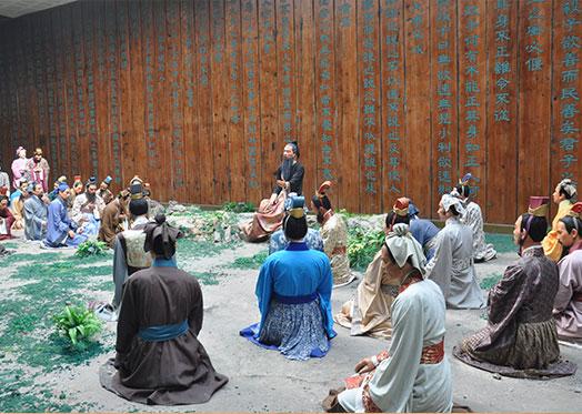 Apprentissage par Confucius