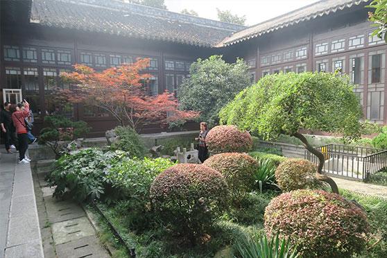 Jardin classique ming