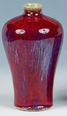 Céramique sang de boeuf