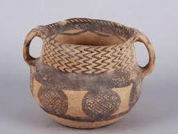 Poterie datant du Néolithique