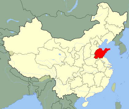 Province de Shandong