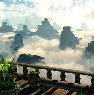 Montagnes de Taishan