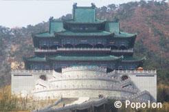 Temple Taoïste à Weihai