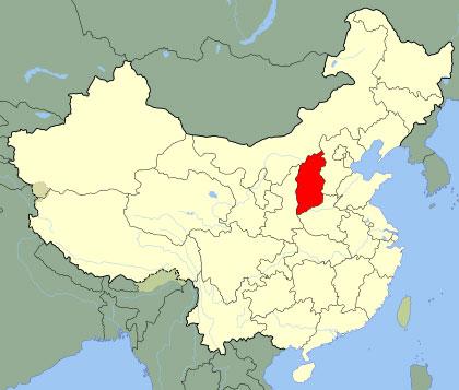 Province de Shanxi