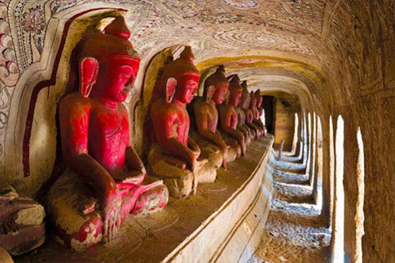 Cave de Buddhas