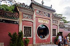 Temple A-Ma de Macao