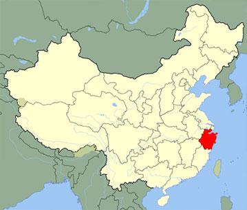 Province de Zhejiang
