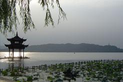 Lac occidental de Hangzhou