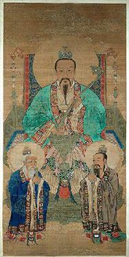 Illustration du Taoïsme