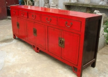 Caring for Chinese laquered furniture
